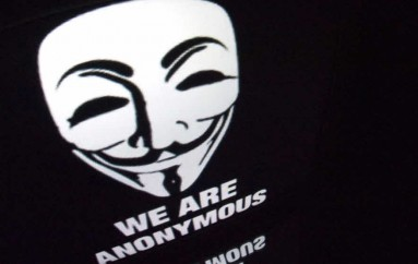 Anonymous Will Begin Latest War on Donald Trump Friday, April Fools' Day