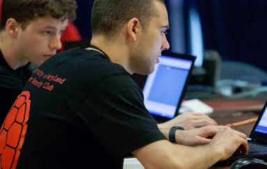 Competition pits college students against hackers