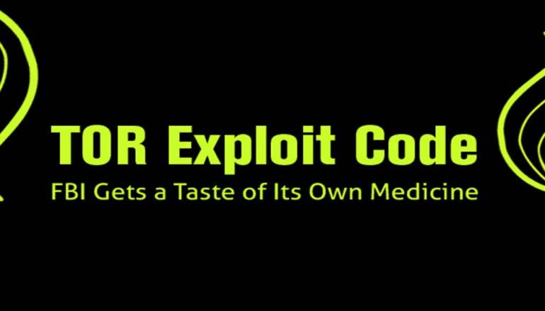 FBI is fighting back against Judge's Order to reveal TOR Exploit Code
