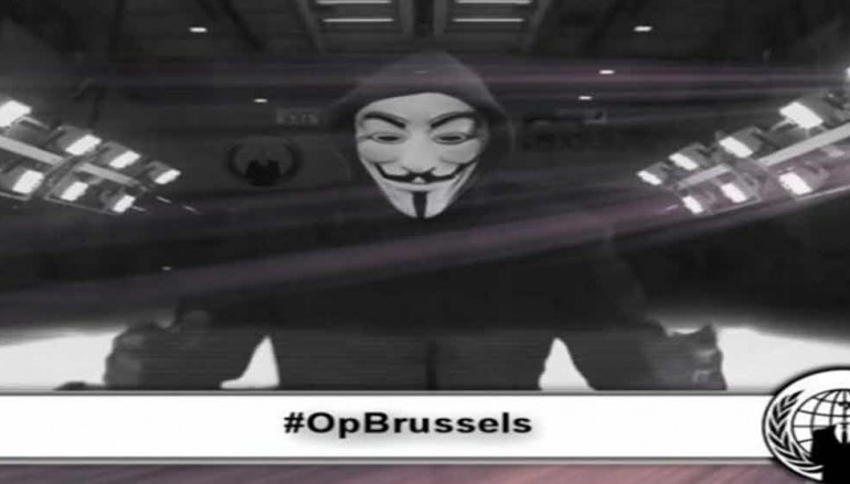 Brussels attacks: Hacker group Anonymous vows revenge on Islamic State