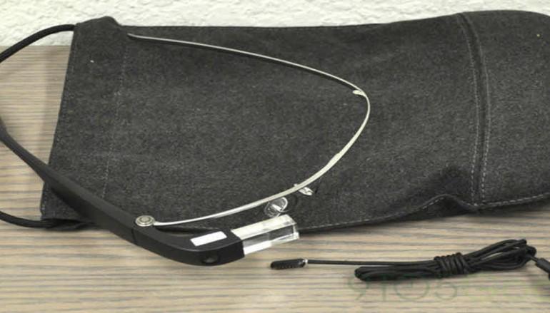 Purported Enterprise Edition of Google Glass leaks on Ebay