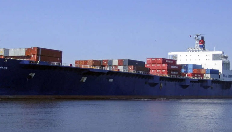 Shipping industry faces risks from cybercrime and mega-ship salvage