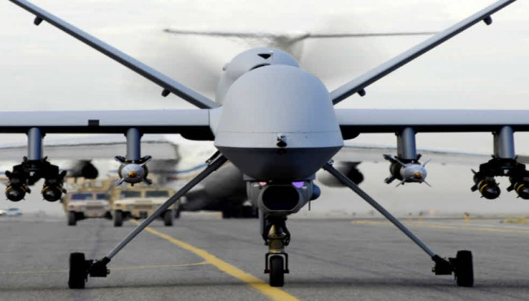 The next great threat from hackers: drones?
