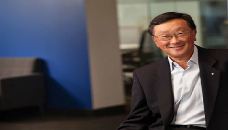 BlackBerry's John Chen Talks New Phones, Encryption and Message for Tim Cook
