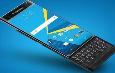 BlackBerry finally rolls out Android Marshmallow update for the Priv
