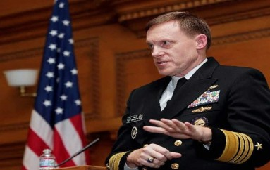 NSA director: China still hacking U.S., but motive unclear