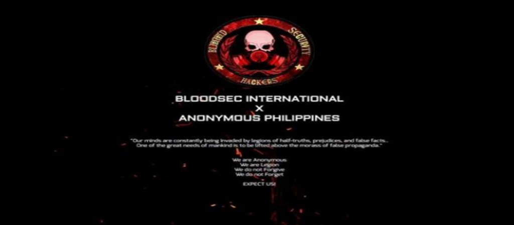 Hackers deface DZMM website, leak database