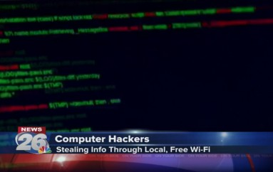 Hackers using free wi-fi to get your personal information