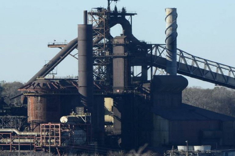 U.S. Steel Accuses China of Hacking