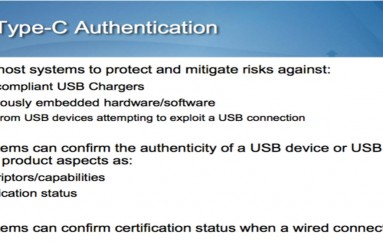 USB-IF battles malware and bad chargers with Type-C Authentication spec