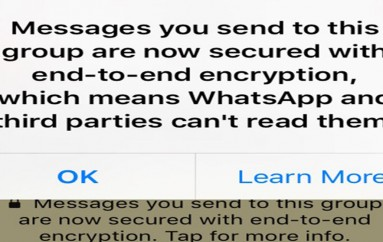 Using WhatsApp To Send Encrypted Messages – Download and Install Available