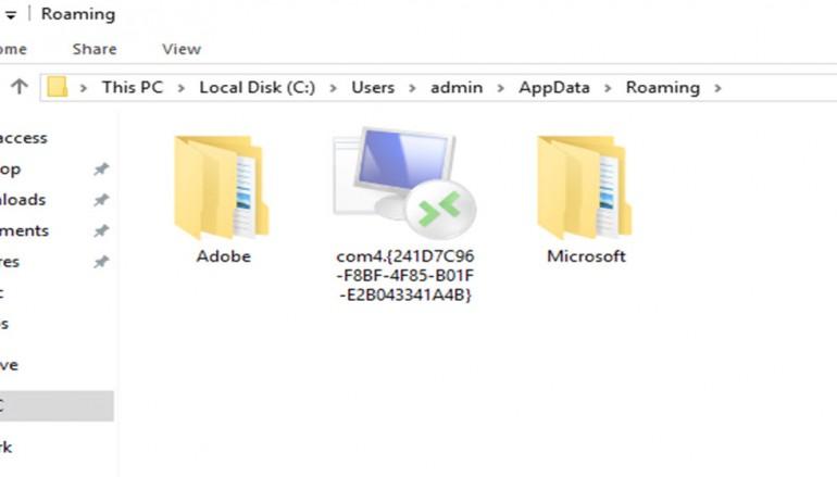 Windows GodMode Abused by Malware
