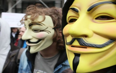 Anonymous Is Allegedly Hacking North Carolina Government Websites