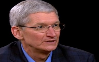 Apple CEO talks security, encryption with India's leader