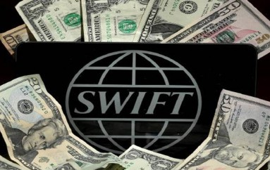 Hackers could cripple major world banks using our network, says Swift CEO