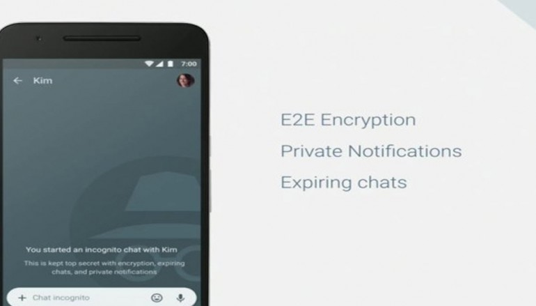 Google I/O 2016: Allo messaging app embraces end-to-end encryption to take on WhatsApp