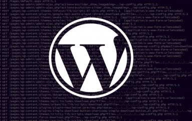 WordPress blogs defaced in hack attacks