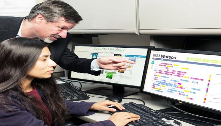 IBM is training Watson to hunt hackers