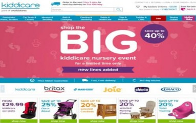 Kiddicare customer data stolen by hackers