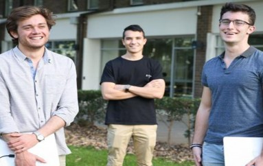 UNSW hackers join forces in effort to create a better world