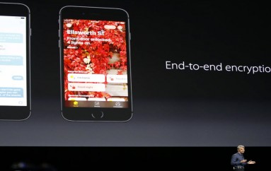 Take that, FBI: Apple goes all in on encryption