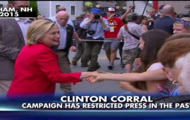 Report: Hacked Emails Show Hillary Campaign Secretly Tracked Journalists