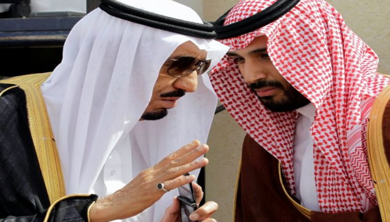 Saudi Royal Drama: Hackers Spreading Gossip About Deputy Crown Prince and Hillary Clinton