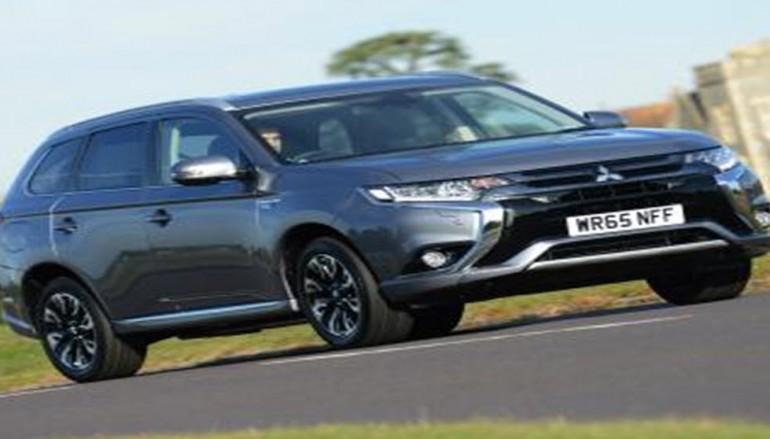Mitsubishi Outlander PHEV at risk of hacking