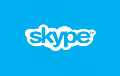 Skype being used to distribute malware