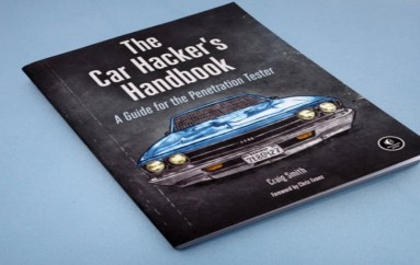 The Car Hacker's Handbook digs into automotive data security