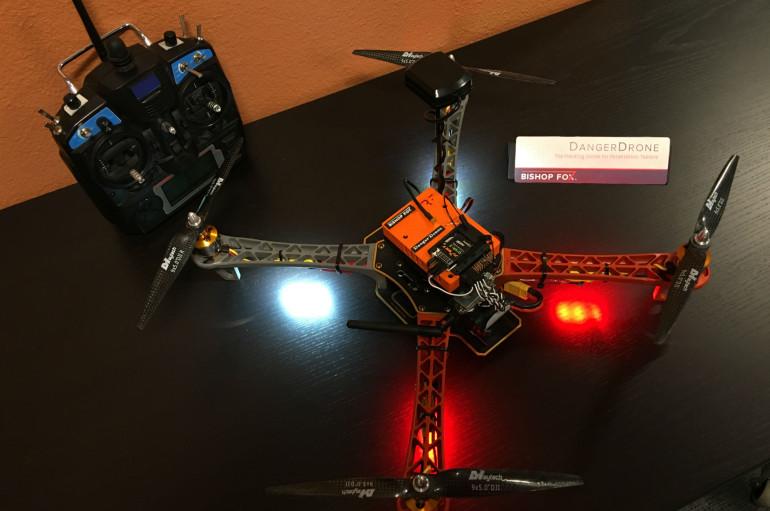 The Danger Drone Is a $500 Flying Hacker Laptop