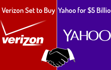 Verizon Set to Buy Yahoo for $5 Billion — Here's Why a Telecom is so Interested!
