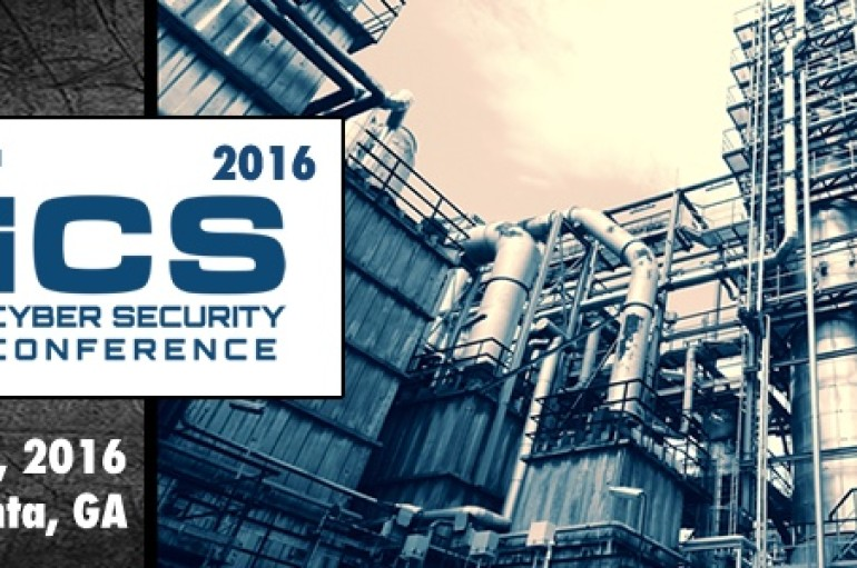 2016 ICS Cyber Security Conference