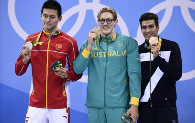 Cyber Attack Hits Australian Swimming Website Following China Olympic Dispute