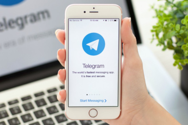 Secure messaging app Telegram leaks anything pasted in to it