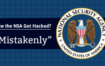 Leaked NSA Hacking Tools Were 'Mistakenly' Left By An Agent On A Remote Server