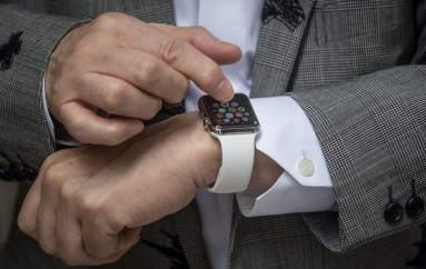 Apple Watches banned in UK cabinet as 'the Russians are trying to hack everything'