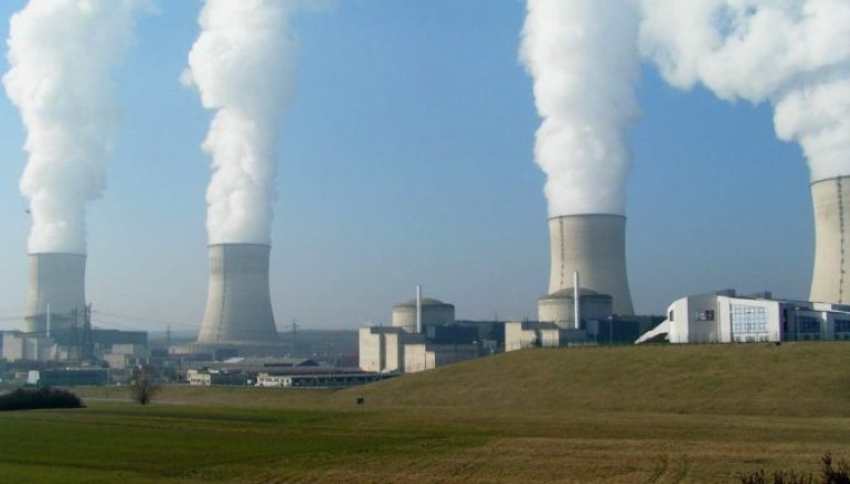 NUCLEAR POWER PLANT DISRUPTED BY CYBER ATTACK