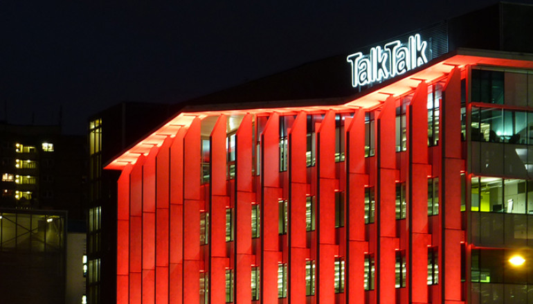 TalkTalk hit by record £400,000 fine over data breach