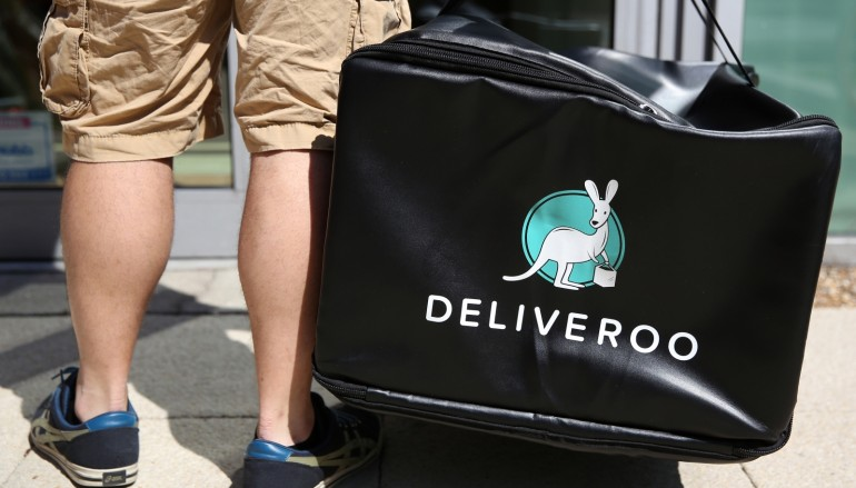 Deliveroo customer accounts hacked and charged hundreds of pounds for takeaway they did not order