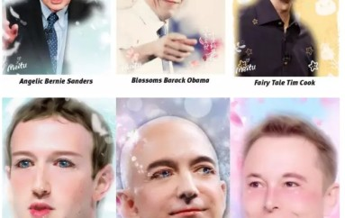 Meitu, a Viral Anime Makeover App, Has Major Privacy Red Flags