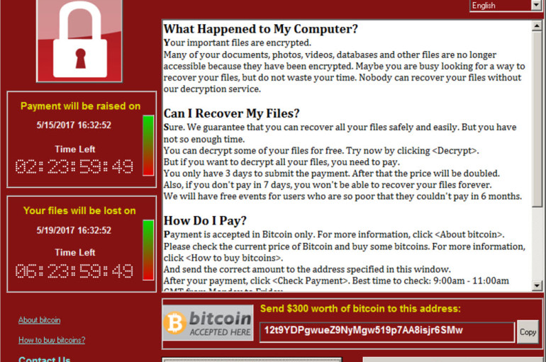 The Global WanaCry Ransomware Attack