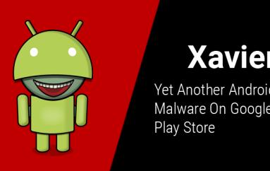Malicious Android Ad Malware