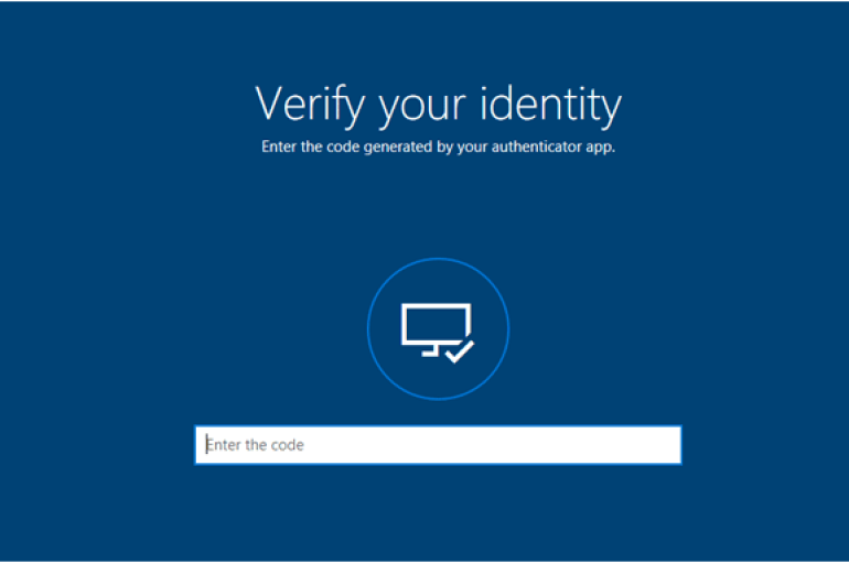 New Windows 10 password Recovery feature