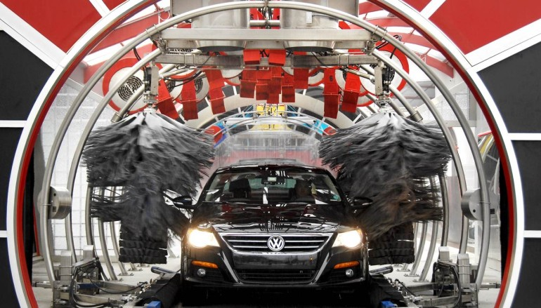 Hackers can use Web-Connected Car Washes to Physically Attack People
