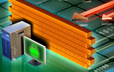 Managed Firewall for Financial Applications