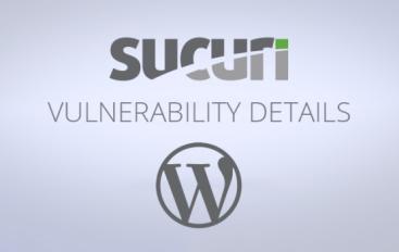 WordPress plugin vulnerability discovered
