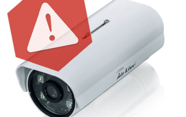 Vulnerabilities found in IP Cameras