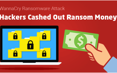 Hackers of wannacry cashed out