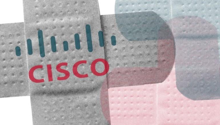 cisco fixes multiple vulnerabilities in dozen products